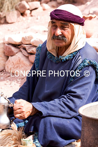 PETRA man fixing tea.