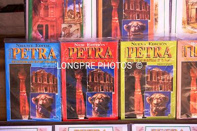 PETRA  books on sale.