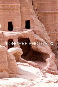 PETRA carved rooms.