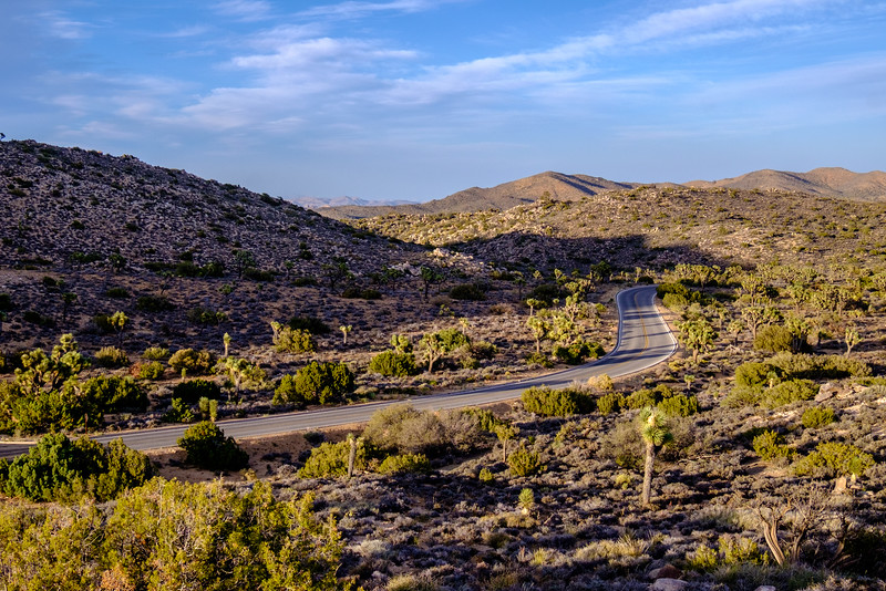 ROAD TO KEYS VIEW