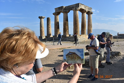 Journeys of Paul, Day 9: Corinth near Athens (Greece)