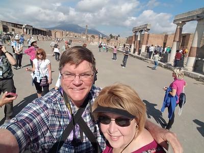 Journeys of Paul, Day 11: Naples & Pompeii
