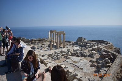 Journeys of Paul, Day 7: Rhodes (Greece)