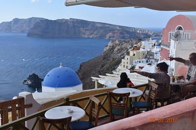 Journeys of Paul, Day 8: Santorini (Greece)