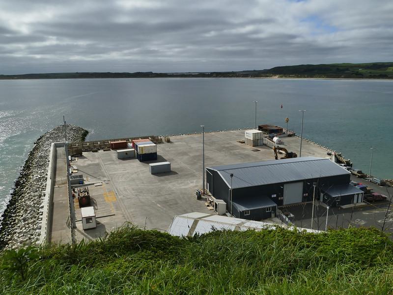New $M54 wharf