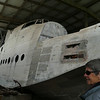Sunderland flying boat (wrecked 1959)