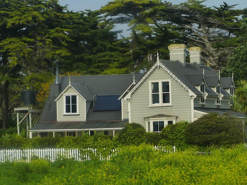 Holmes house, built 1860's for Capt. Hood