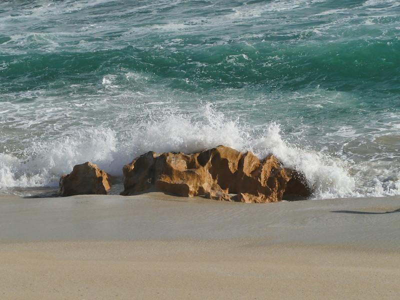 Limstone on Long Beach, Petre Bay