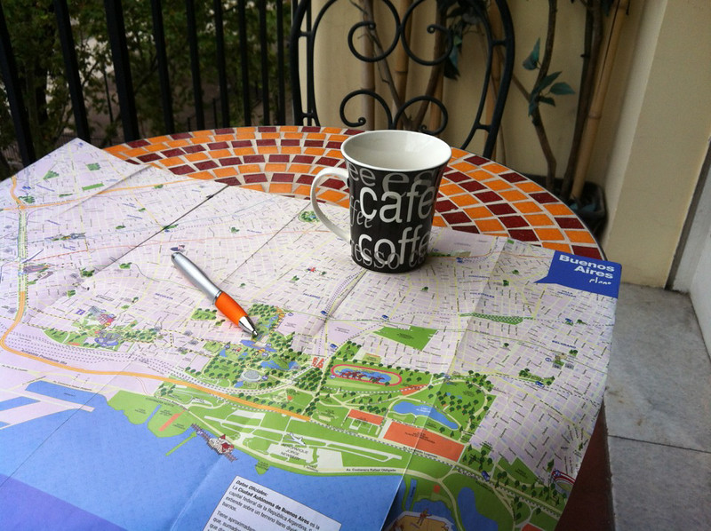 Planning Buenos Aires