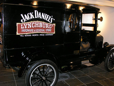 Jack Daniels - Lynchburg, TN, 2006