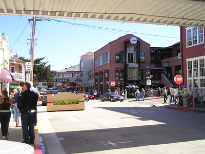 More Cannery Row. It's just SUCH a nice day.