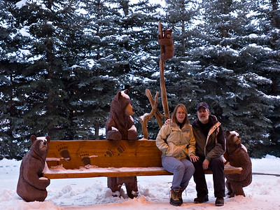 Jackson Hole Trip - Winter 2006