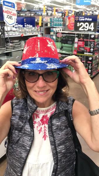 Happy Fourth, Walmart style.