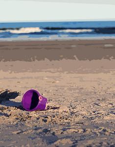 Beach creative