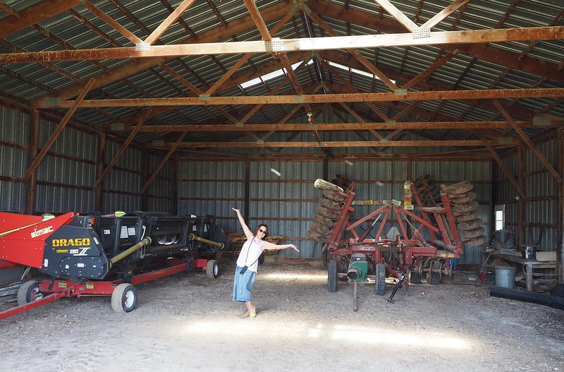 Equipment shed