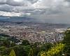 Morning Rain Over Bogota