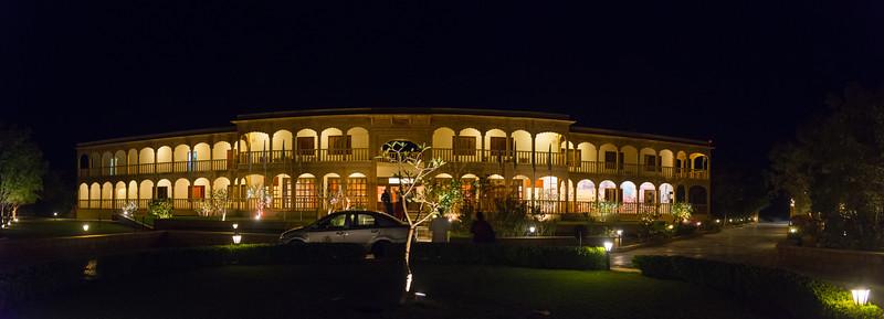 Club Mahindra Resort, Jaisalmer, Rajasthan, India.