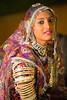 Rajasthani Folk dancer portrait, Jaisalmer, Rajasthan, India.