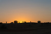 Sunset at the Sam Dunes, Jaisalmer, Rajasthan, India.