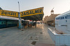 Jaisalmer train station, Rajasthan, India.