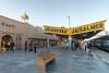 Jaisalmer train station, Rajasthan, India.