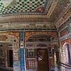Inside Jaisalmer Fort. They weren't into subtle decoration.