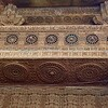 Carved haveli balcony in Jaisalmer