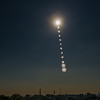 Tracking the Solar Eclipse