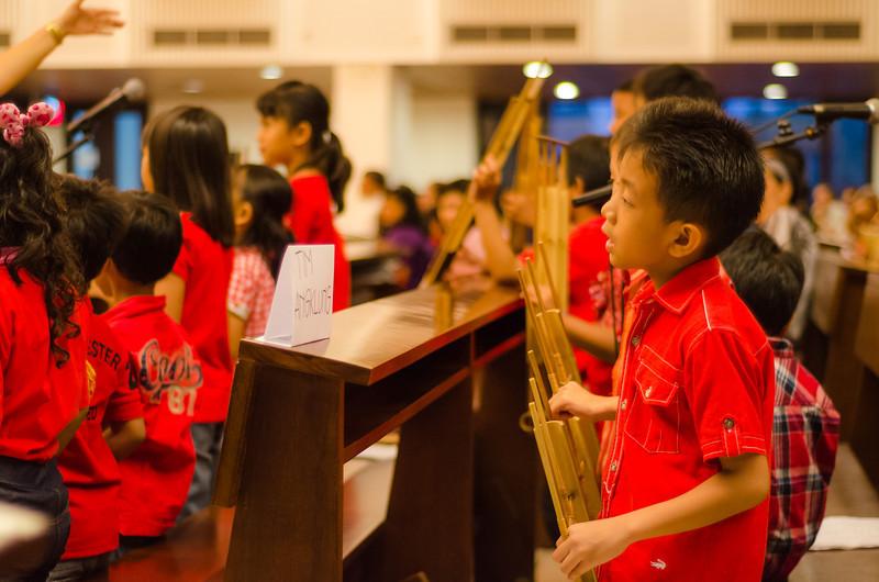 Angklung Worship