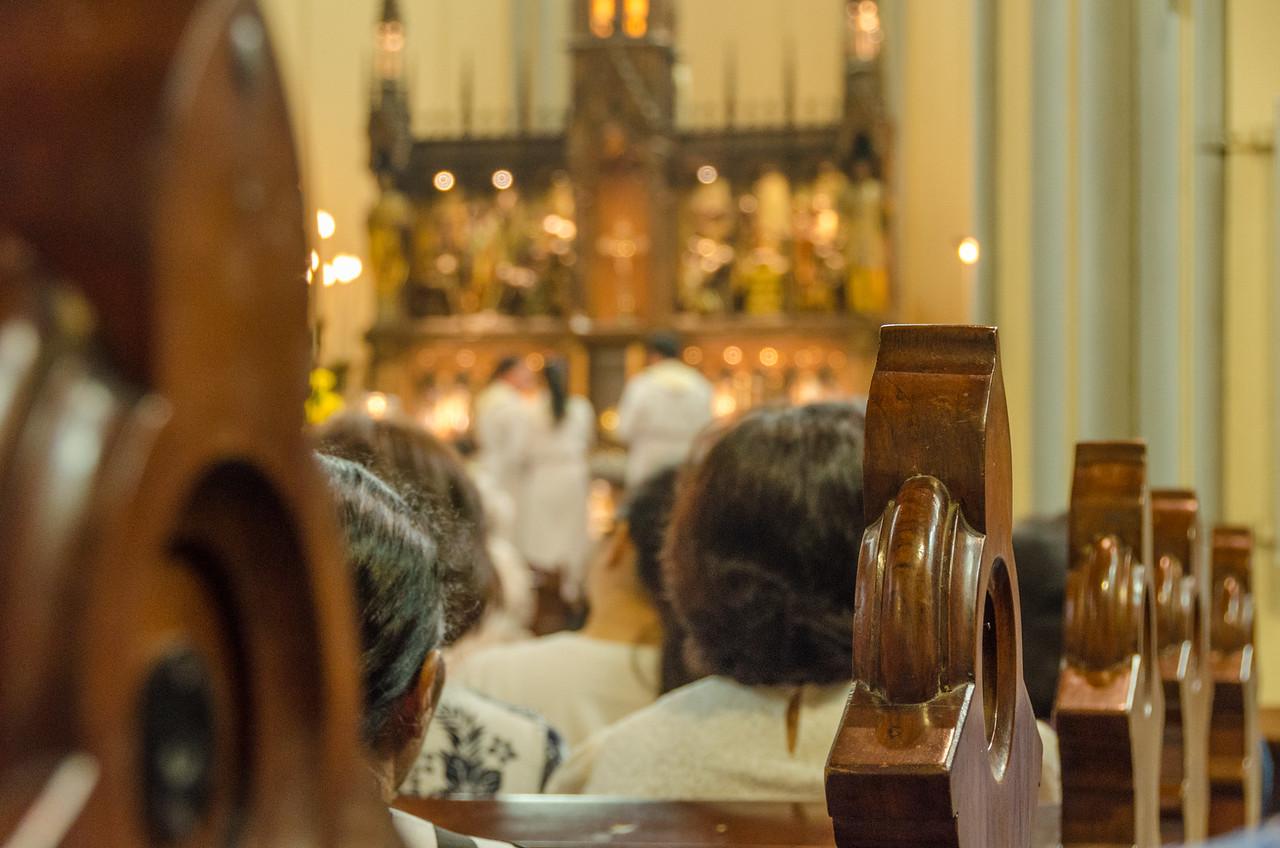 Communion Preparation