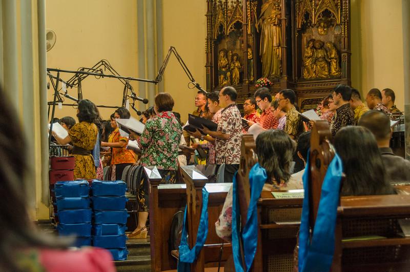 St. Cecilia Choir