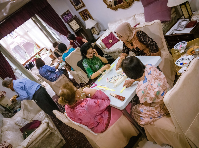 Mahjong for Old Times' Sake