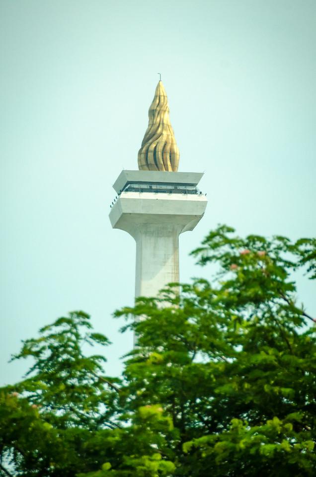 National Monument, Jakarta
