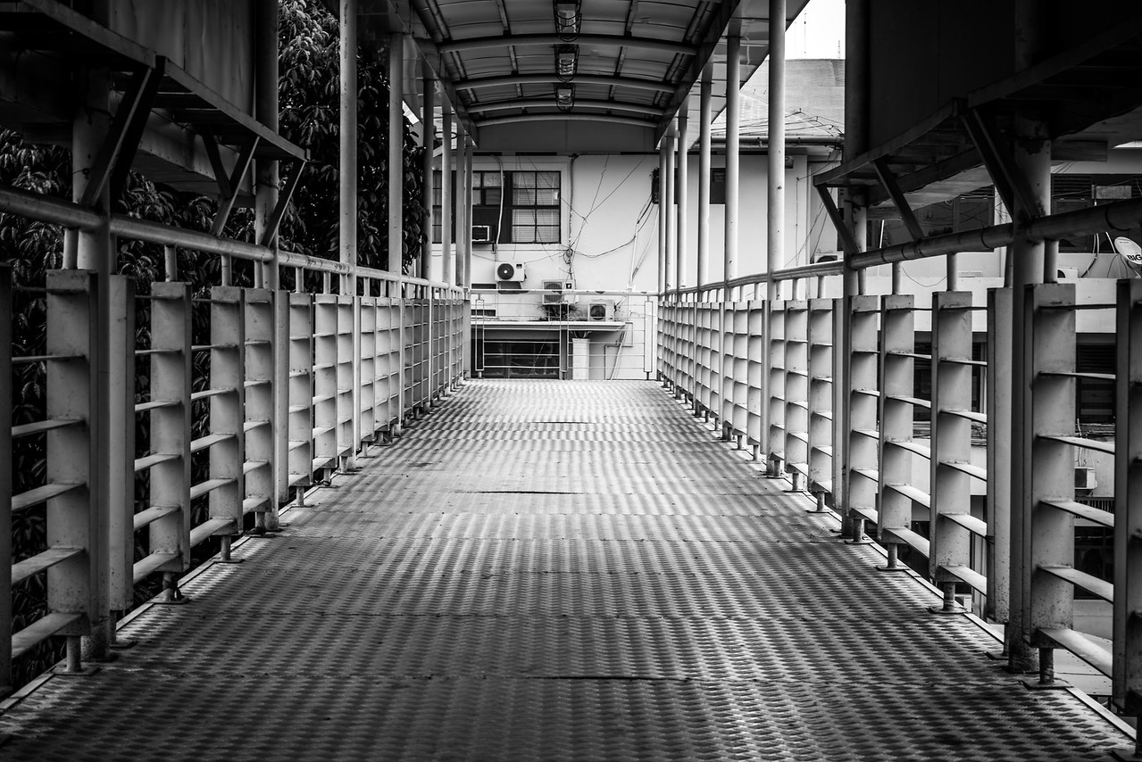 Pedestrian Crossing Bridge