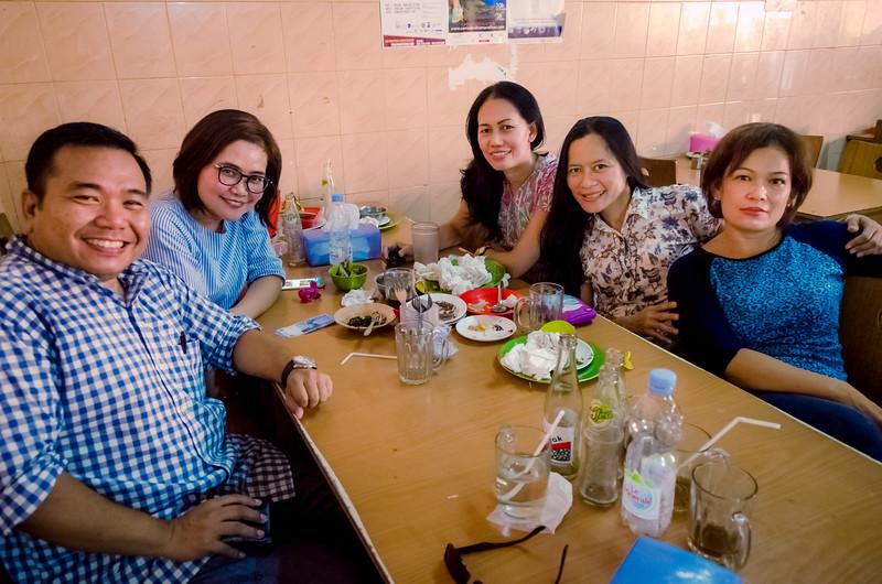 Tondongta Lunch