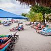 We all enjoyed a few hours lounging on the beach-side at Margaritaville in Negril.