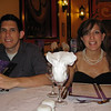 "Emily and I at the ""Asian"" specialty restaurant. They gave us ""menus"" that basically listed all the items at the buffet."
