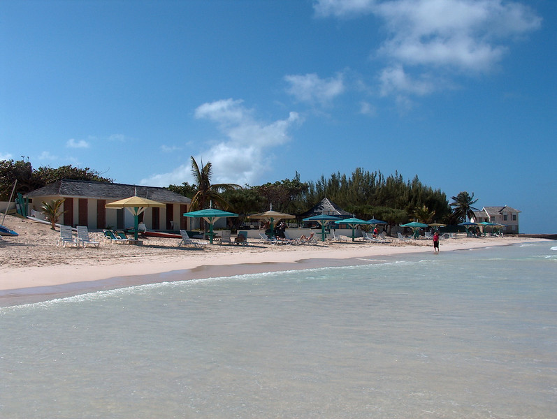Silver Sands beach front