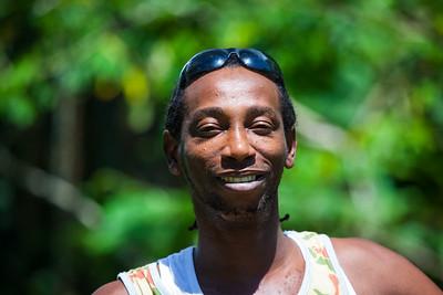 """KILLER"" - Greatest Raft Captain in Jamaica"