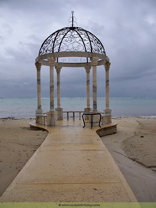 Gazebo at Sandals Resort