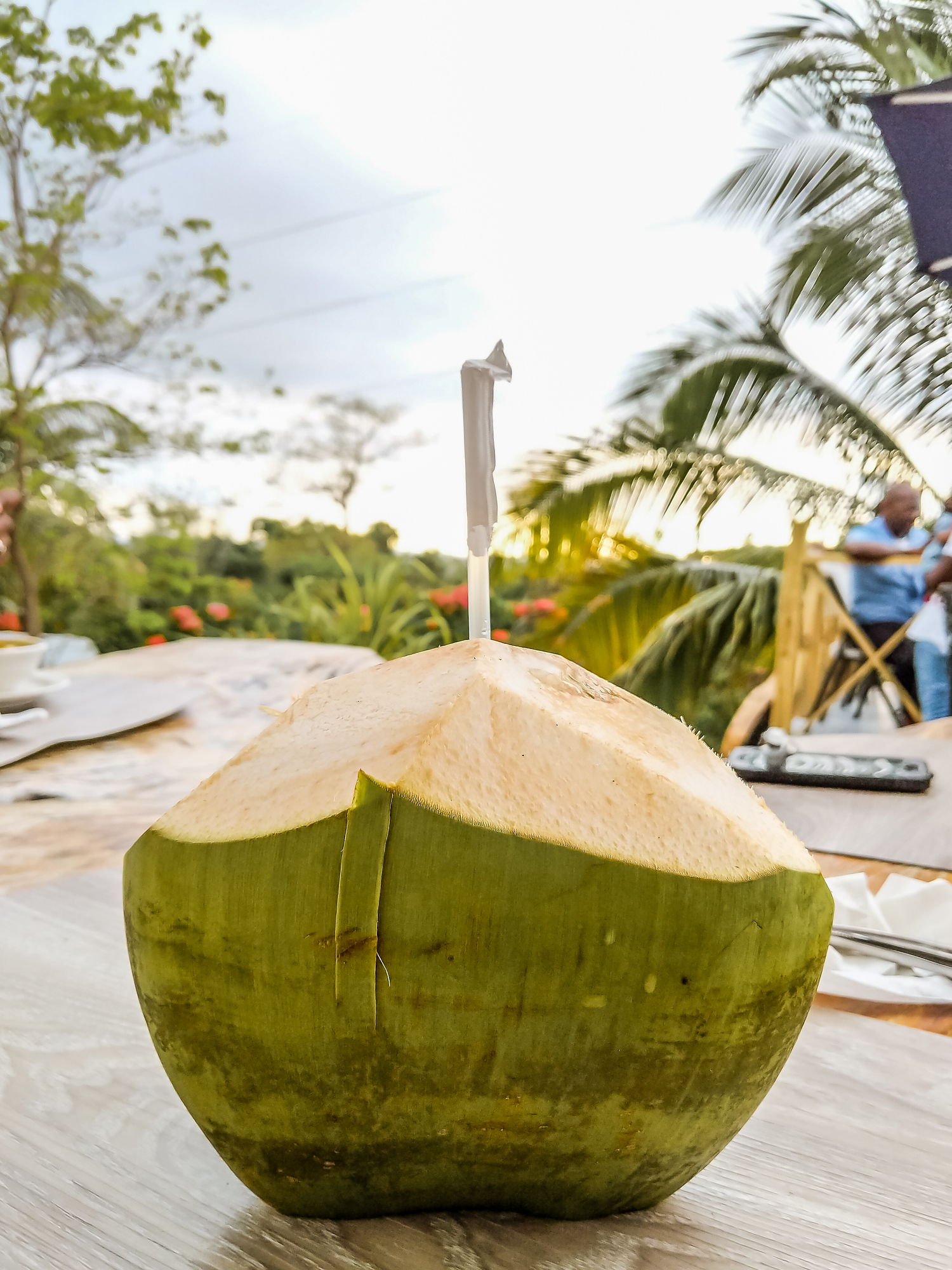 Coconut water is just one traditional Jamaican food you need to try. The ultimate guide for what to eat in Jamaica, our best picks for 27 dishes, 6 desserts and 12 drinks you won't want to leave the island without trying.
