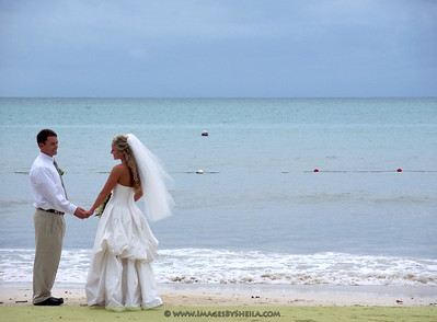 A snap shot of couple's special moment...