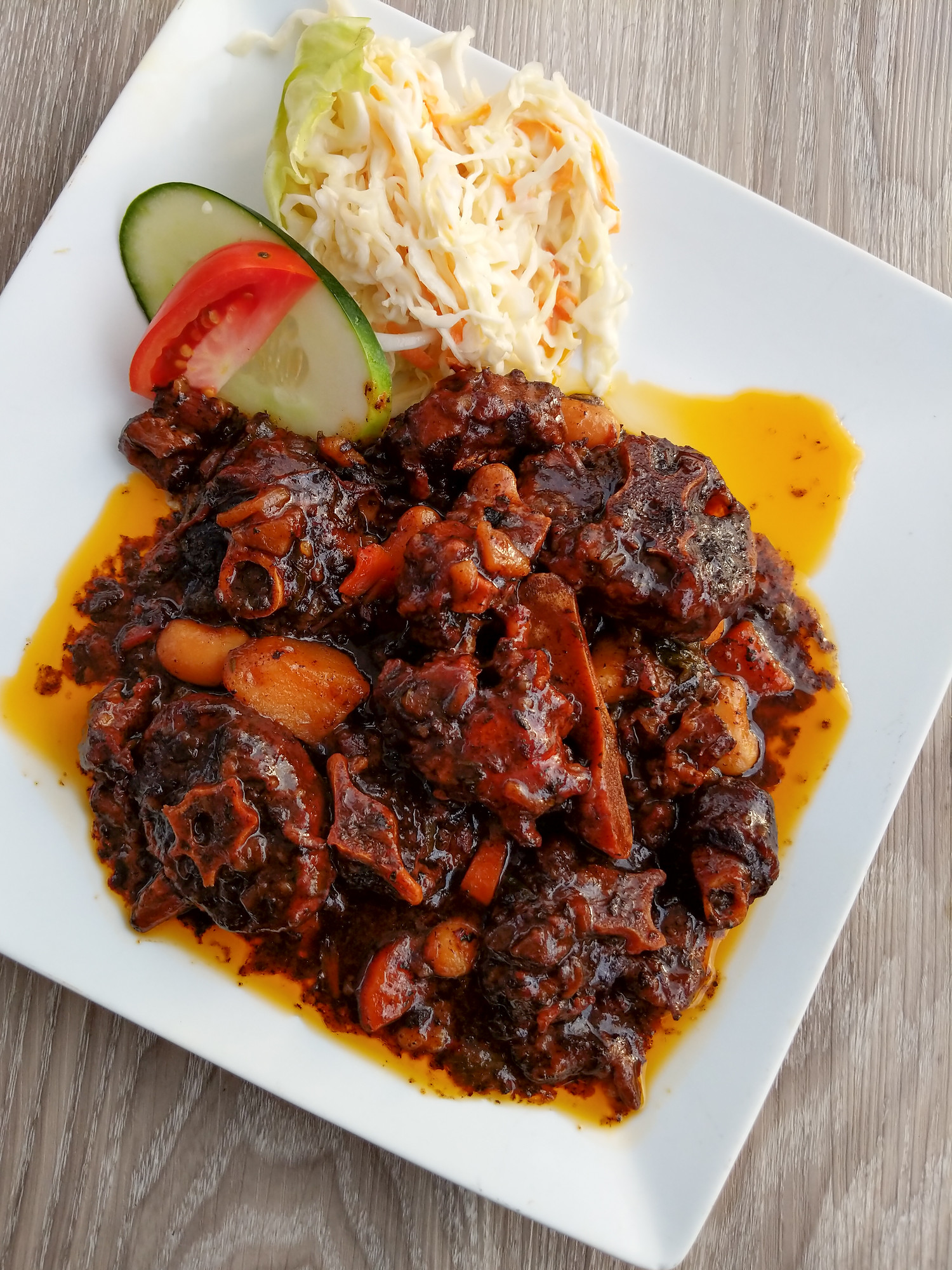 Oxtail is just one traditional Jamaican food you need to try. The ultimate guide for what to eat in Jamaica, our best picks for 27 dishes, 6 desserts and 12 drinks you won't want to leave the island without trying.