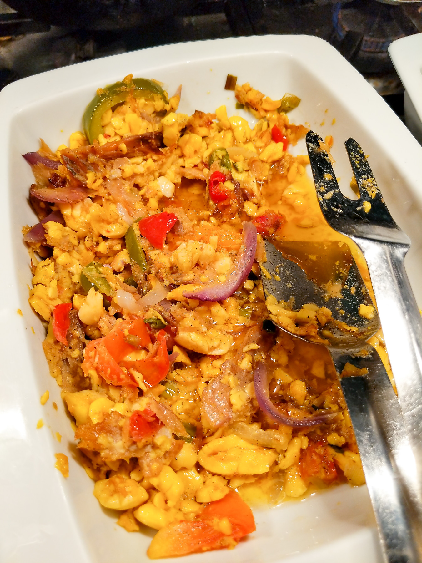 Ackee and salt fish is just one traditional Jamaican food you need to try. The ultimate guide for what to eat in Jamaica, our best picks for 27 dishes, 6 desserts and 12 drinks you won't want to leave the island without trying.