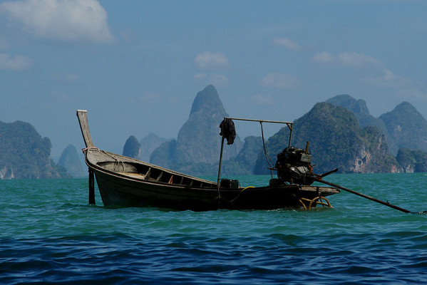 James Bond Island Thailand Jan 29 14