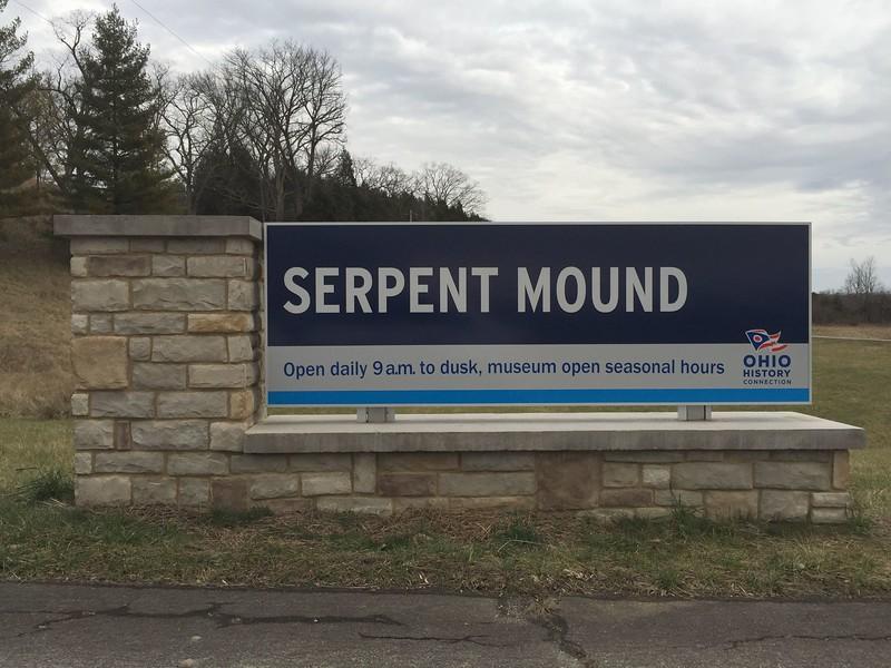 Serpent Mound, Peebles