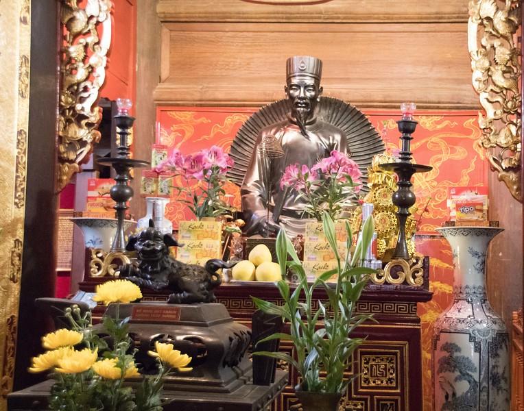 Temple,  Hanoi