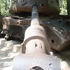 Destroyed tank, Cu Chi