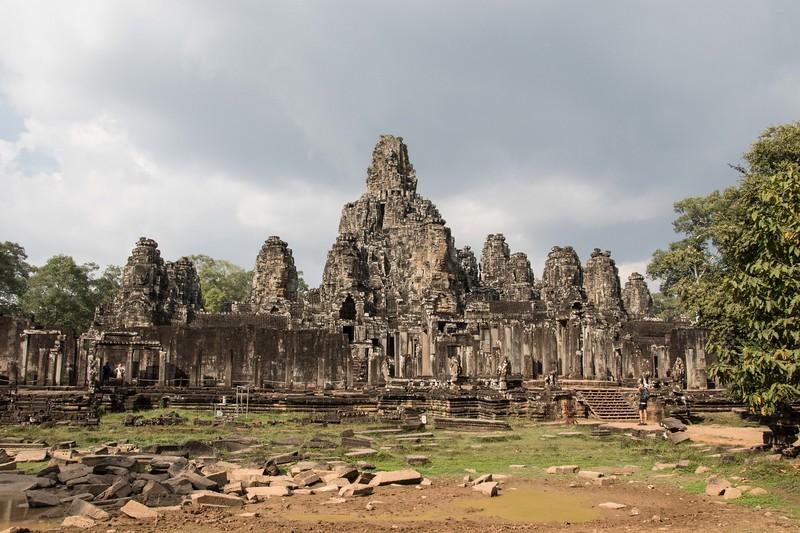 Angkor Thom, Bayan Temple