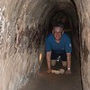 Navigating a Cu Chi tunnel